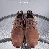 Ботинки чукка Lloyd, Германия 42,5-43 дезерты мужские замшевые кожаные