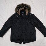 демисезонная куртка парка George 8-9 лет 128-135 см в идеальном состоянии