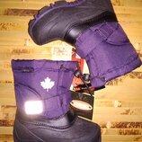 Canadians сноубутсы сапоги зимние термо eur 24