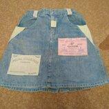 Джинсовая юбочка для ваших стиляжек