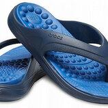 В наличии Шлепки флипы вьетнамки crocs reviva flip m13