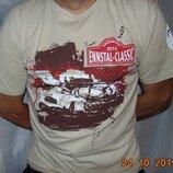 Стильная фирменная футболка Ennstal.л-хл .