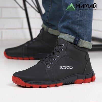 Зимние мужские ботинки Ecco -20 °C Черевики кроссовки сапоги Лб 21/2