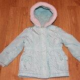 Детская демисезонная куртка Gymboree 2т Джимбори идеальное состояние