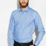 Рубашка светло-голубая 37-41
