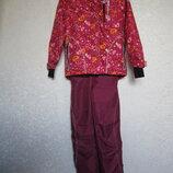 Зимний костюм, комбинезон Be easy р. 128 на 6-7 лет