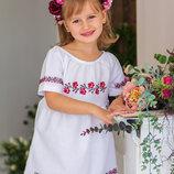 Плаття для дівчинки ручна робота