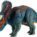 Jurassic World динозавр насутоцератопс GGK11 Dual Attack Nasutoceratops