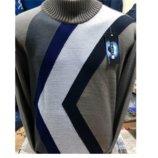 Шерстяной мужской свитер - гольф, турция 2058.2об
