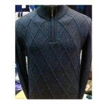 Шерстяной мужской свитер - гольф, турция 1028.1об