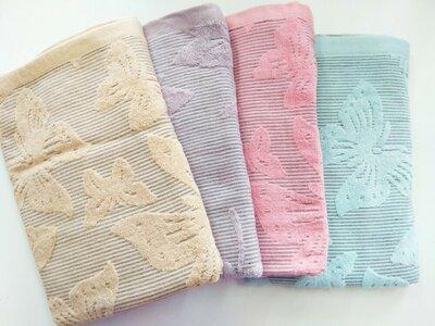Банные и Лицевые махровые полотенца на