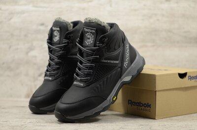 Мужские кожаные зимние ботинки цена 1420 грн. Код R сер Сезон зима Тип ботинки Пол мужской
