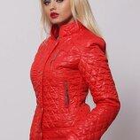 Куртка Красная Весенняя Есть В 8 Цветах