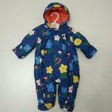 Шикарные демисезонные комбинезоны на малышек от Тм Marks&Spenser из Англии