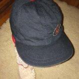 Теплая кепка шапка