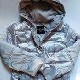 Тёплая деми куртка Faded Glory р.4-5 Америка,демисезонная.
