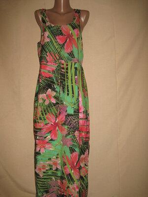 Длинное платье George р-р12