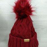 Яскрава тепла шапка від C&A