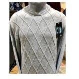 Теплый мужской свитер - гольф, турция 1043.1об