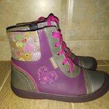 Кожаные ботиночки LEA LILO р-р 31 ст-ка 20 см