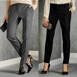 Тёплые женские деловые брюки с шерстью Esmara Германия, премиум коллекция