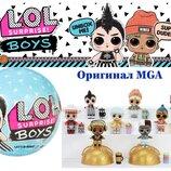 Лол Мальчики LOL Surprise Boys Character Doll with 7 Surprises Multi, оригинал MGA ent.