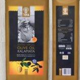 HPA Extra Virgin - это фермерское органическое оливковое масло первого отжима, полученное без каких-