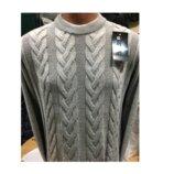 Теплый мужской шерстяной свитер . турция 1015об
