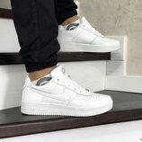 Кроссовки мужские Nike Air Force белые 8503