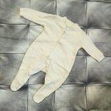 Человечек,слип для новорожденного 0-3 месяца Mothercare
