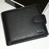 Мужской кошелёк Prensiti 2057B из натуральной кожи
