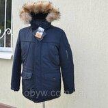 Зимняя мужская куртка на верблюжьей шерсти