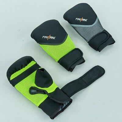 Снарядные перчатки с открытым большим пальцем Maxxmm GH06 размер S-XL
