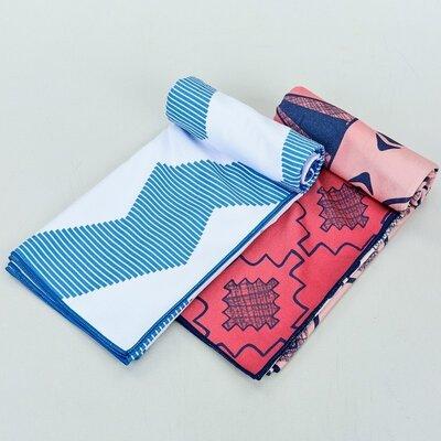 Полотенце для йоги Yoga Towel Y-Ygt qога полотенце размер 75х186см