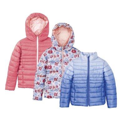 Тепла легка куртка для дівчаток PEPPERTS 128, 140, 146, 152, 158