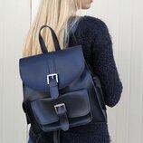 Классный черный рюкзак, новая коллекция