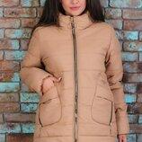 Новиночки Классное пальто зима, размеры 48- 54