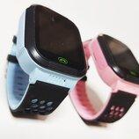 Детские умные часы сенсорные Q528, смарт часы Smart Baby Watch с GPRS, фонарик, камера