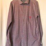 Libero-мужская рубашка р.L