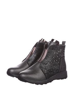 Ботинки для девочки, демисезонные Kimbo-o 33, 34, 35, 37 р Бронза FG27-3D