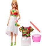 Кукла Barbie Crayola Rainbow Fruit Surprise