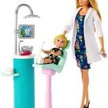 Набо кукла Barbie Dentist - Барби Дантист