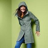 Пальто дождевик softshell Clima Protection мембрана 3000 Tchibo чибо Германия наш 48