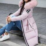 куртка женская зимняя парка куртка теплая пальто, пуховик женский