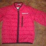 деми-куртка на 104р, на синтепоне Polarn o.pyret