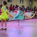Бейсик , платье для спортивно бальных танцев