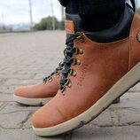 Ботинки мужские Timberland ginger, натур. кожа