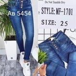 джинсы Ткань- джинс стрейч