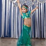 Карнавальный костюм Жасмин восточная красавица для девочки 3-9 лет