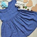 Платье фирмы NEXT 3-4 года